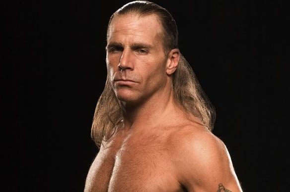 Shawn Michaels Hairstyle 2022