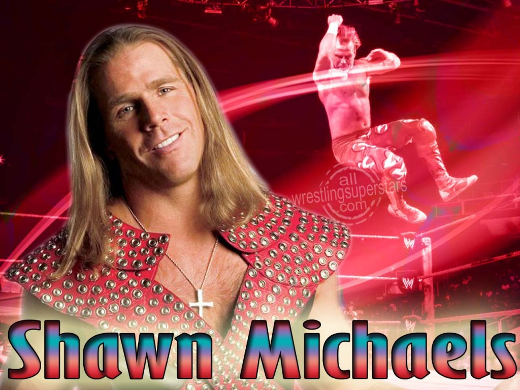 Shawn Michaels Hairstyle, Haircut How To Get Photo