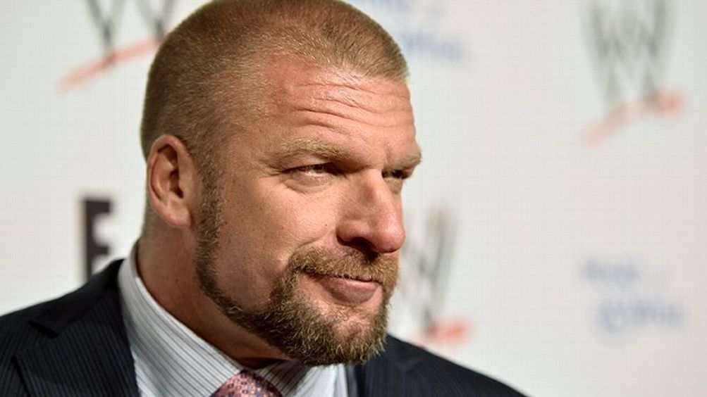 Triple H Hairstyle 2022