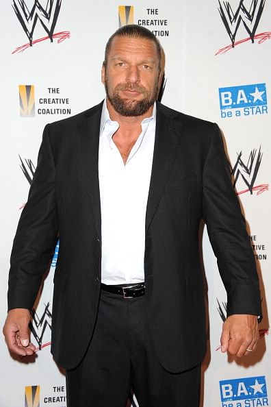 Triple H Short Hairstyle