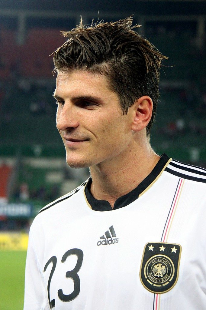 Mario Gomez Hairstyle 2014 Fifa How To Get 001