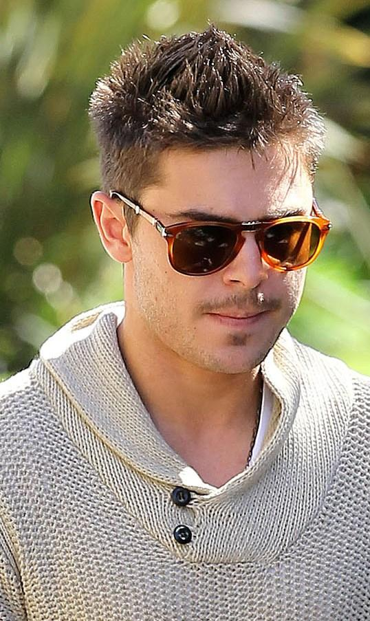 Zac Pictures with gorgeous hairstyle