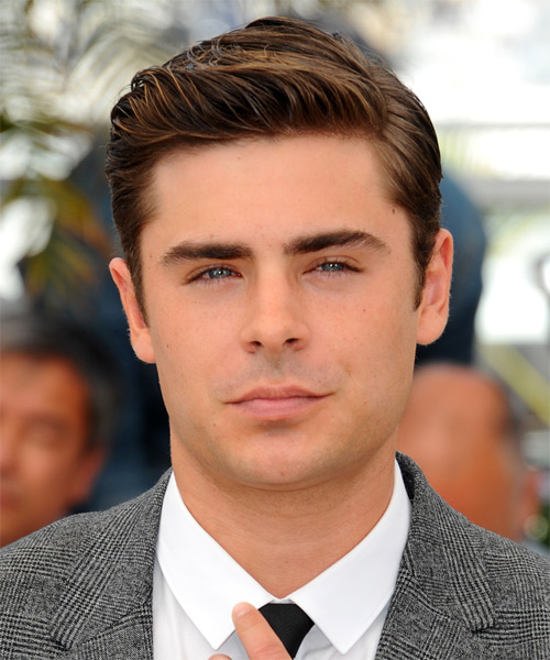 Zac Efron Hairstyle 2014 Name For Short Hair