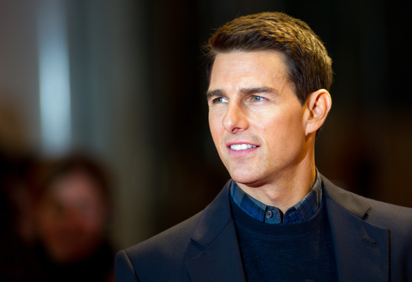 Tom Cruise Haircut In Mission Impossible 4 Pictures