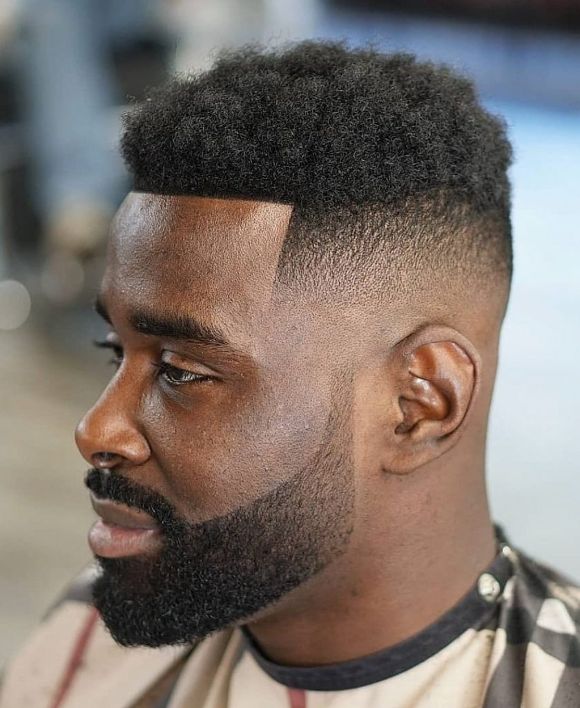swag hairstyles for black guys