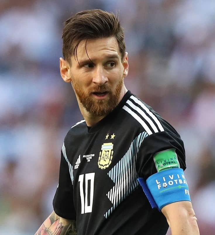lionel messi haircut 2022 Name